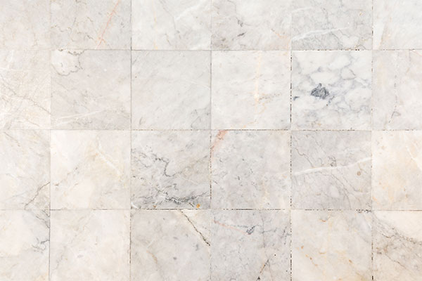 Bathroom wall tile marble